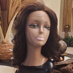 Juile Brown Lace Front Wig